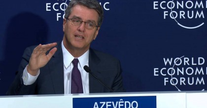 "DG Azevêdo: ""People recognize things are happening here. They expect concrete outcomes."""