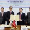 Việt Nam-Hàn Quốc ký kết chương trình hợp tác về pháp luật