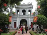 Khai trương 'Tuyến du lịch vàng' tham quan Hà Nội
