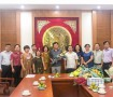 Lễ trao Quyết định nghỉ hưu đối với Vụ trưởng Từ Mạnh Lương