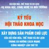 """Công bố Kỷ yếu Hội thảo """"Xây dựng sản phẩm chủ lực của Bộ VHTTDL trong xu hướng CMCN lần thứ tư"""""""