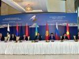 Chính thức ký kết FTA giữa Việt Nam và Liên minh Kinh tế Á-Âu