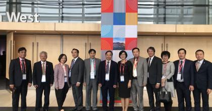 Phái đoàn Việt Nam tham dự phiên họp toàn thể lần thứ 42 Đại hộ đồng ISO