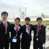 Olympic Tin học quốc tế 2016, Đoàn học sinh Việt Nam 2 HCV, 1 HCB, 1 HCĐ