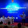 Xây dựng văn hóa doanh nghiệp, văn hóa doanh nhân Việt Nam vì sự phát triển bền vững
