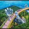Cầu Vàng Sun World tại Ba Na Hills – Đà Nẵng
