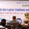 """Hội thảo """"Du lịch thông minh – Cơ hội và thách thức đối với du lịch Việt Nam"""""""