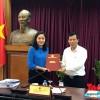 Trao quyết định bổ nhiệm Thứ trưởng Bộ VHTTDL Trịnh Thị Thủy